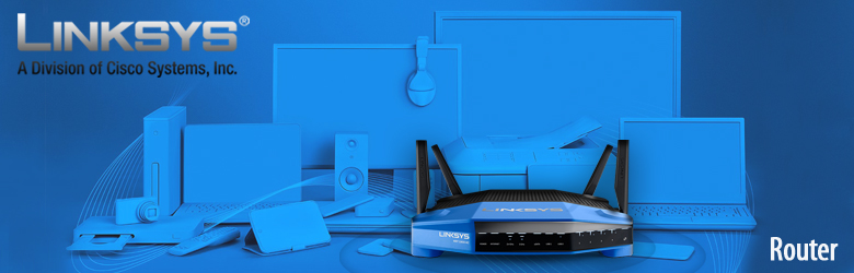 Banner Routers Linksys